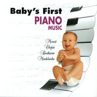 Baby's First Piano Music — Various Artists - Azzurra Music
