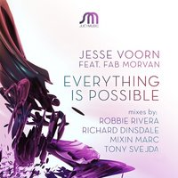 Everything Is Possible — Jesse Voorn feat. Fab Morvan