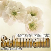 "Schumann: Pieces for Piano Op.32 — Beethoven Piano Sonatas Nos. 10 - 12 ""Funeral March"" &  14 ""Moonlight"", Prof Hugo Steurer"