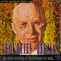 Berman - Prokofiev Volume 1 — Lazar Berman, Pavel Berman