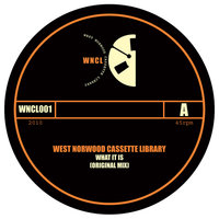 What It Is — West Norwood Cassette Library