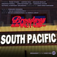 South Pacific — National Symphony Orchestra, Paige O'Hara, Richard Rodgers, John Owen Edwards, Graham Bickley, Justino Diaz