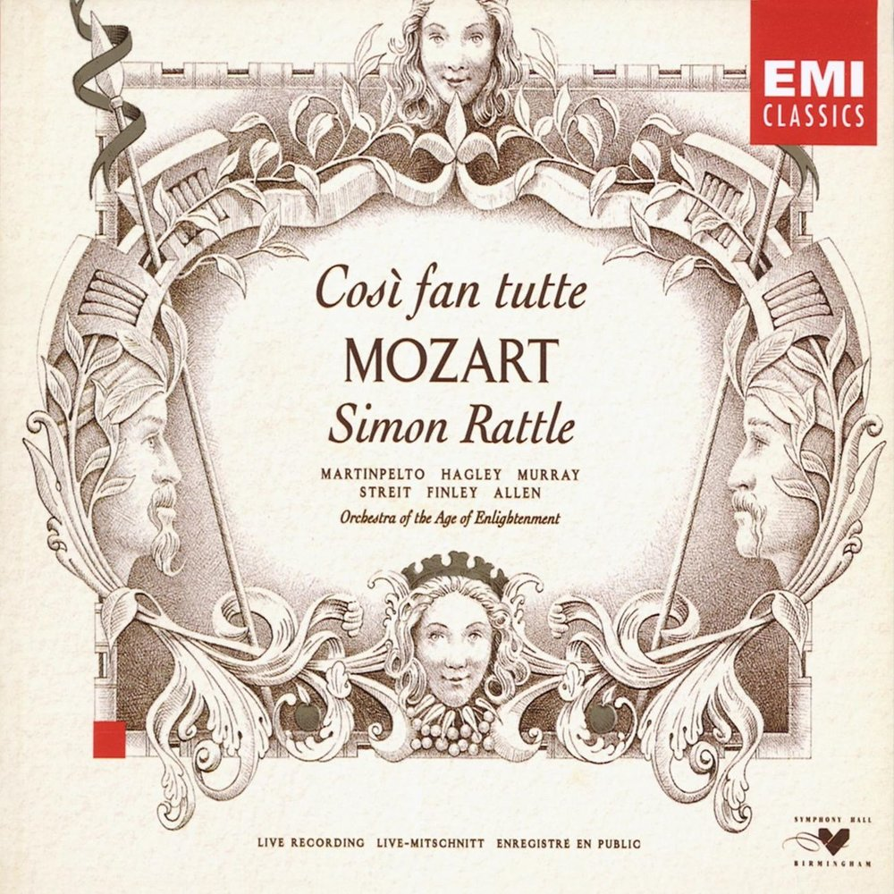 essays on cosi fan tutte Read the full-text online edition of wolfgang amadè mozart: essays on his life and his music  the case of guglielmo in così fan tutte 355.