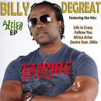 Africa Arise EP — Billy Degreat