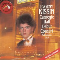 Carnegie Hall Debut Concert - Highlights — Evgeny Kissin