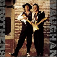 Family Style — The Vaughan Brothers, Stevie Ray Vaughan, Jimmie Vaughan