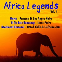 Africa Legends, Vol. 1 — Spokes Mashiyane