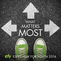 Efy 2016 What Matters Most (Especially for Youth) — сборник