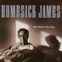 Goin' Back In The Times — Homesick James
