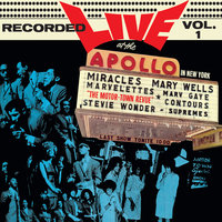 Recorded Live At The Apollo, The Motortown Revue — сборник