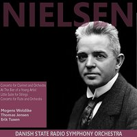 Nielsen — Mogens Woldike, Danish State Radio Symphony Orchestra, Карл Нильсен