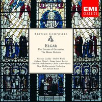 Elgar: The Dream of Gerontius, The Music Makers — Sir Adrian Boult, Эдуард Элгар