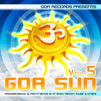 Goa Sun, Vol. 5 By Pulsar, Vimana, Dr. Spook & Random — Farbo
