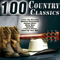 100 Country Classics Club Hits. 100% American Top Legends — сборник