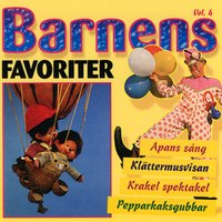 Barnens favoriter 4 — Mariann Grammofon Various