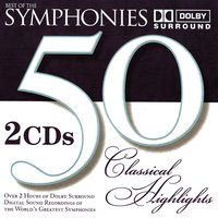 50 Classical Highlights: Best of the Symphonies — Radio Symphony Orchestra Ljubljana, Anton Nanut