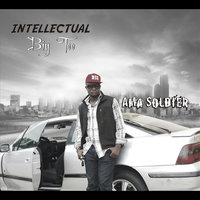 Ama Soldier — Intellectual Big Tee