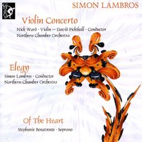 Violin Concerto Elegy Of The Heart — сборник