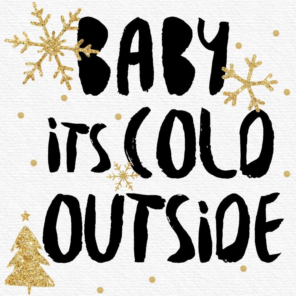 baby it's cold outside lyrics