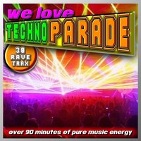 We Love Techno Parade — сборник