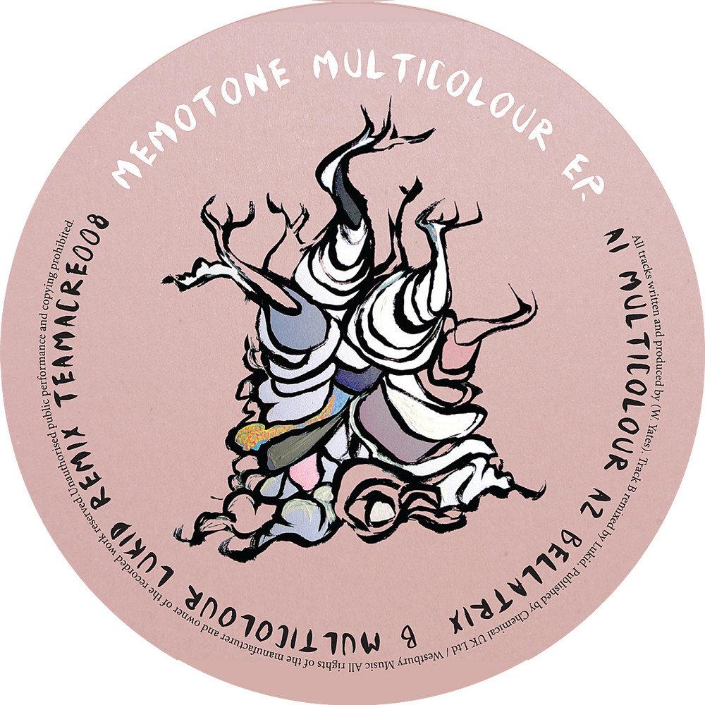 Memotone Multicolour EP