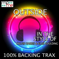 Outside — 100% Backing Trax