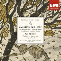 Vaughan Williams: On Wenlock Edge . Warlock: The Curlew — Ralph Vaughan Williams, Ian Partridge