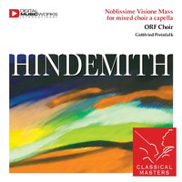 Noblissime Visione Mass for mixed choir a capella — Gottfried Preinfalk