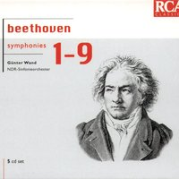 Beethoven: The 9 Symphonies — Gunter Wand, NDR-Sinfonieorchester