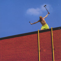 Lucky You're Not up on the Roof Today — Marr