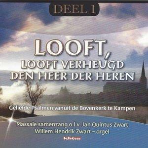 Willem Hendrik Zwart, Jan Quintus Zwart, Massale Samenzangkoor Bovenkerk Kampen - Psalm 33 vers 1