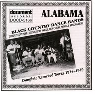 Alabama: Black Country Dance Bands (1924-1949) — сборник