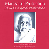 Mantra for Protection: Om Namo Bhagavate Sri Aravindaya (in a background of natural sounds) — Arun Amin