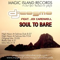 Soul To Bare — DJ Cosmo, Joi Cardwell
