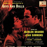 Vintage Movies No. 18  - EP: Guys And Dolls — Marlon Brando And Jean Simmons