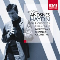 Haydn: Piano Concertos — Leif Ove Andsnes/Norwegian Chamber Orchestra, Йозеф Гайдн