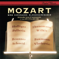 Mozart: Serenades Nos. 11 & 12 — Holliger Wind Ensemble