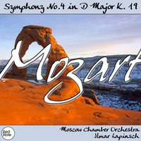 Mozart: Symphony No.4 in D Major K. 19 — Moscow Chamber Orchestra & Ilmar Lapinsch