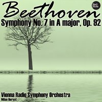 Beethoven: Symphony No. 7 in A major, Op. 92 — Vienna Radio Symphony Orchestra & Milan Horvat