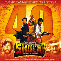 Sholay Songs And Dialogues, Vol. 1 — сборник