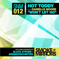 Won't Let Go feat. Danielle Moore — Hot Toddy, Hot Toddy feat.Danielle Moore