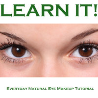 Everyday Natural Eye Makeup Tutorial — Learn It!