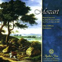 Mozart Piano Concertos — Apollo's Fire