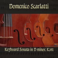Domenico Scarlatti: Keyboard Sonata in D minor, K.141 — Доменико Скарлатти, The Classical Orchestra, John Pharell, Michael Saxson