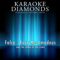 Rock Me Amadeus — Karaoke Diamonds