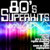 80's Superhits — Funk Master