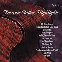 Acoustic Guitar Highlights, Vol. 3 — сборник