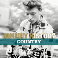 Johnny History - Country — Johnny Hallyday