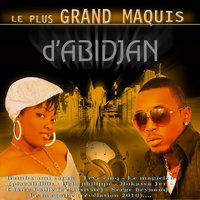 Le plus grand maquis d'Abidjan — сборник