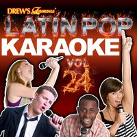 Latin Pop Karaoke, Vol. 24 — The Hit Crew